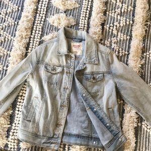 Target Light Wash Jean Jacket